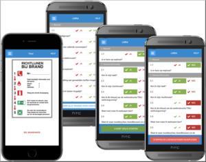 Compliance en Risicobeheer voor de Chemie - Mobiele oplossing