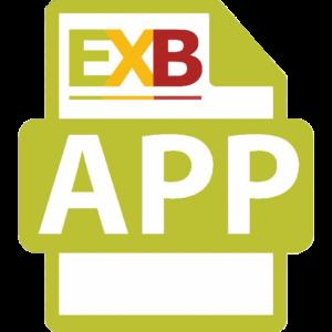 EXB app